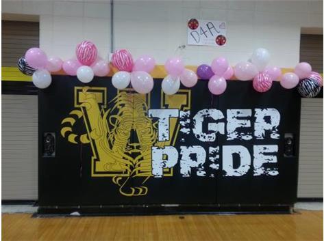 Pink Heals - Tiger Pride!