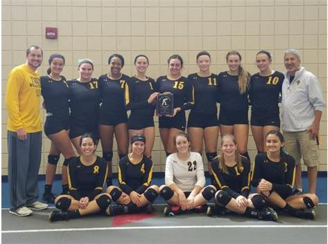 Peg Bryan Memorial Tournament - 2nd Place