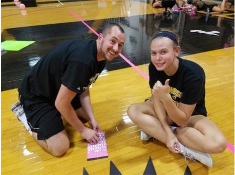 Ashley & Coach Bro