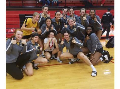 Bradley Invite - Finished 4-1 and beat the host!
