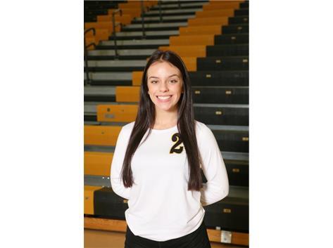 #23 Brooke Borgra - Sr.