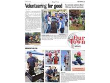 Volunteer work 2016