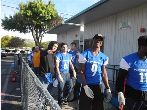 Make a Difference Day - Community Service
