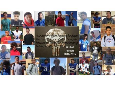 2016-2017 Varsity Jaugars