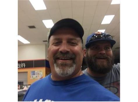 Coach Dave and Coach Gallagher