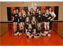 2013-2014 7th grade Volleyball