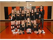 2013-2014 8th grade Volleyball