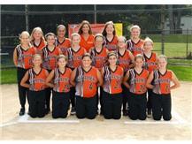 2014 Softball B team