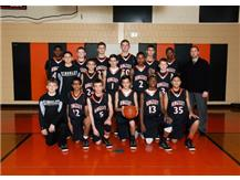 2014-2015 Boys Basketball 8th grade