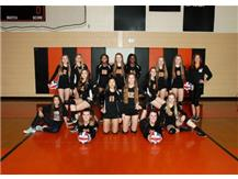 2014-2015 Volleyball 8th grade