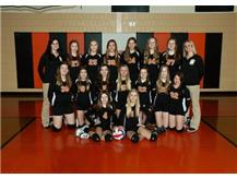 2014-2015 Volleyball 7th grade