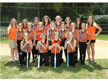 2015 Softball B team