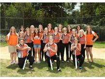 2015 Softball A team