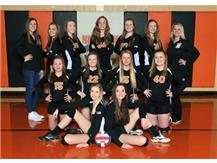 2015-2016 Volleyball 8th grade