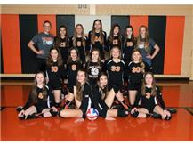 2015-2016 Volleyball 7th grade