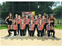 2016 Softball A team