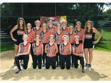 2016 Softball B team