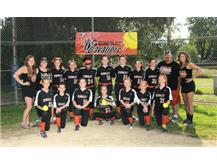 2017 Softball B team