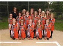 2013 Softball B team