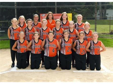 2014 Softball B team