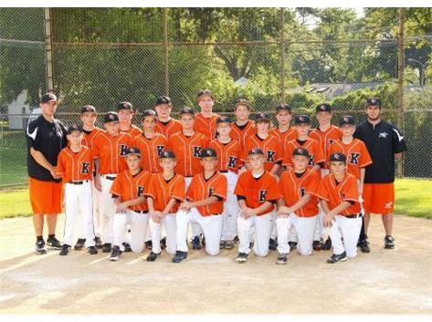 2014 Baseball 7th grade