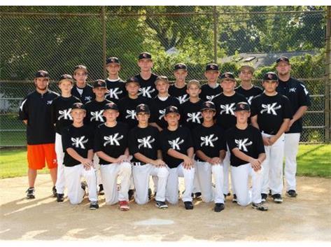 2014 Baseball 8th grade