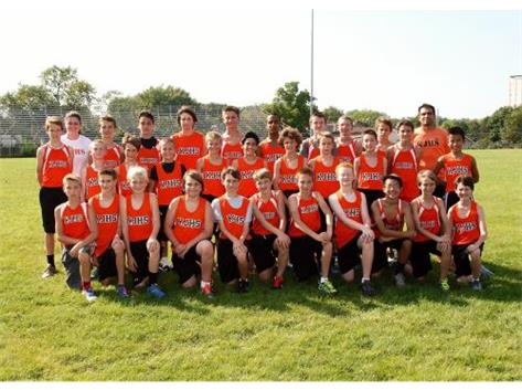 2014 Cross Country Boys