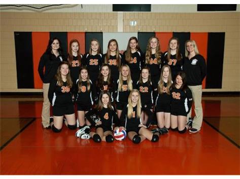 2014-2015 Volleyball 7th grade
