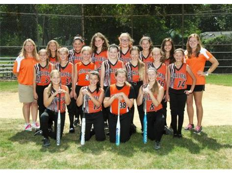 2015 Softball B team