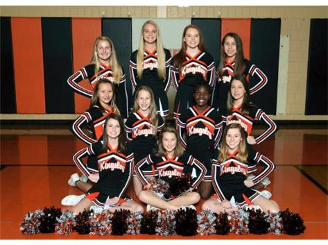 2015-2016 Cheerleaders