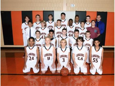2016-2017 Boys Basketball 7th grade