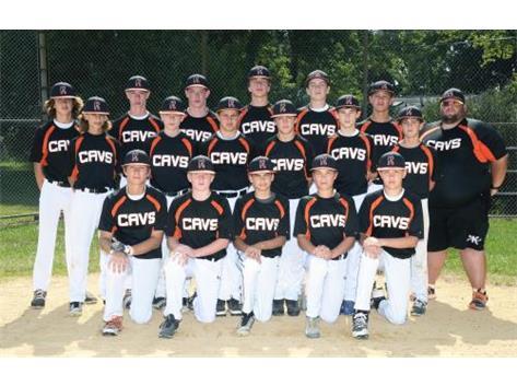 2017 Baseball A team