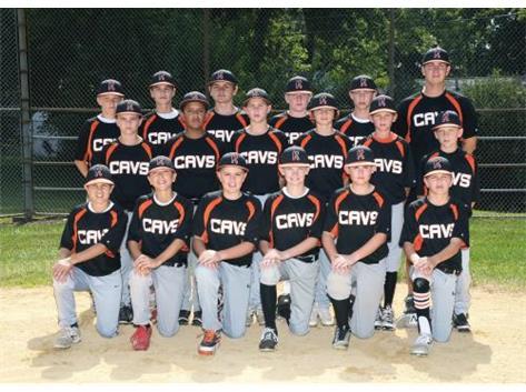 2017 Baseball B team