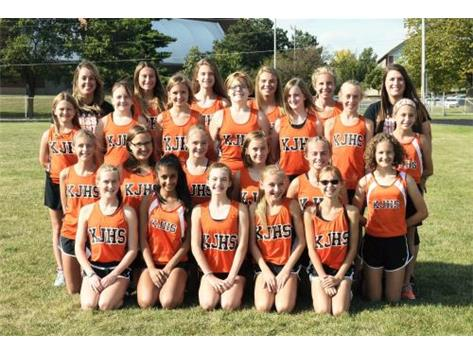 2017 Cross Country Girls