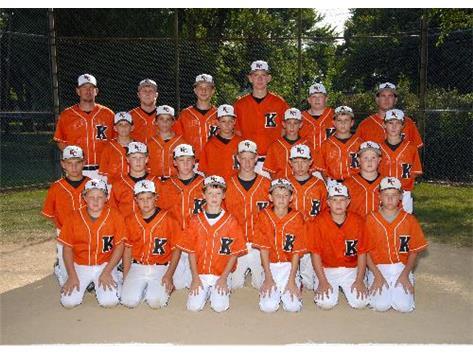 2013 Baseball B team