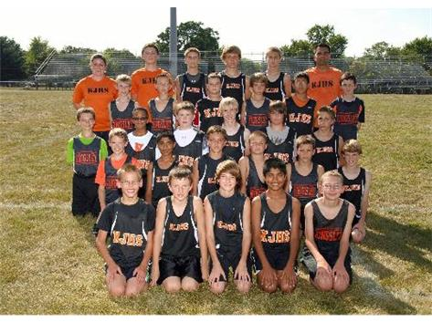 2013 Boys Cross Country