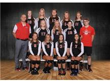 Sophomore Girls Volleyball