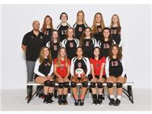 Sophomore Girls Volleyball
