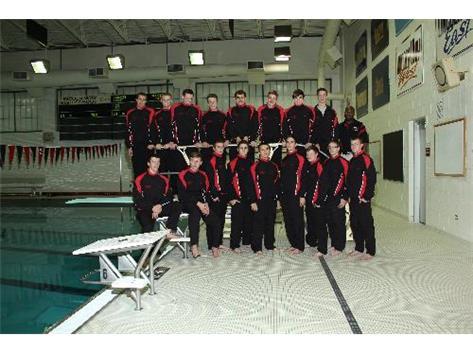 Boys Varsity Swim