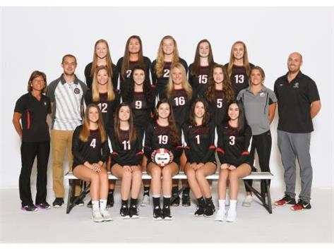 Varsity Girls Volleyball