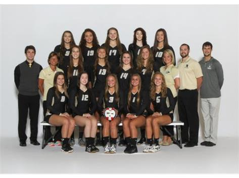 VARSITY VOLLEYBALL 2014