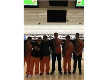 Boys Bowling JV Conference Champions