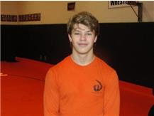 Congrats to Chris! D'Arcy Motors Athlete of the Week-Wrestling