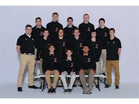 BOYS JV SWIM 2016