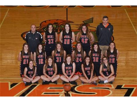 GIRLS VARSITY BASKETBALL 2016