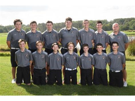 BOYS JV GOLF 2017