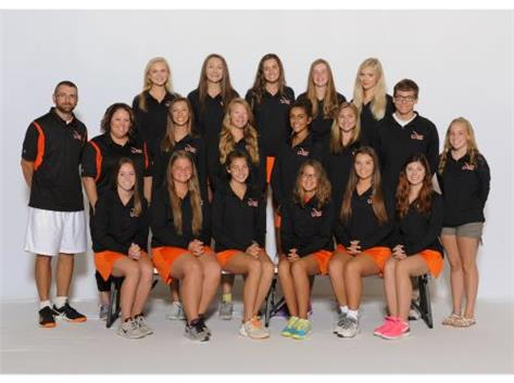 GIRLS VARSITY TENNIS 2017