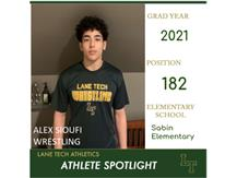 Alex Sioufi, LT Wrestling
