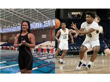 Senior and nine-time City Champ Elena Escalante committed to swim at Saint Louis University where she will study nursing.  Senior Rashad Harries committed to play basketball at McKendree University where he will study business.