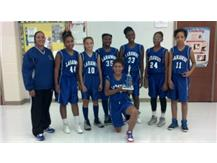 Congratulations to the Lady Lancers 8th grade team for taking 3rd place in the Elwood Tournament!  Great Job Ladies!  Missing in photo is Alexus Maldonado who played a big part in the over all victory.